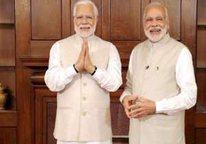 Prime Minister Narendra Modi on Thursday took his place alongside other world leaders at Madame Tussauds in London. PM Modi's new wax figure arrived at the Baker Street attraction fresh from Delhi, where Modi had a private viewing with his likeness last week.- India Tv