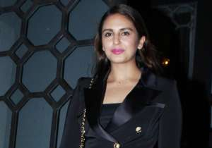 Huma Qureshi who turned 33 yesterday looked ravishing in