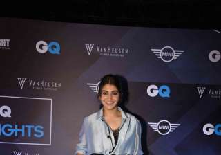 Anushka Sharma looked undoubtedly stunning in her stylish ensemble which made her an absolute head turner.