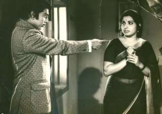 Apart from MGR, Jayalalithaa's on screen pair with another superstar Sivaji Ganesan was equally popular. The first Tamil movie Deiva Magan to be submitted by India for the Academy Award for Best Foreign Language, featured these two icons.