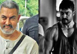 Dangal The superstar pulled of the roles of the elderly and the young wrestler Mahavir Singh Phogat very convincingly. While he put on about 22-25 kilos to look the part as the older Phogat, his salt and pepper hair and stubble added to the look. Interestingly, the actor then lost the extra weight to reprise the role of Phogat in his younger days.