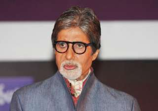 Amitabh Bachchan sang Main yahan tu wahan for his movie Baghban. The slow, romantic track is picturised on him and Hema Malini and is about separation. The 71-year-old has also crooned songs in movies like Bol Bachchan, Kabhi Khushi Kabhie Gham, Bhootnath and Paa.