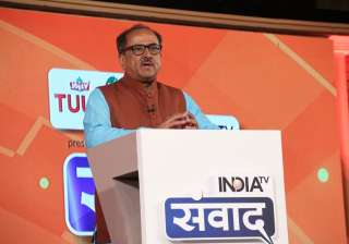 PDP-BJP alliance not an ideological alliance, not a political alliance. It is a governance alliance says Nirmal Singh, the Deputy Chief Minister of Jammu and Kashmir.