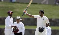 'I always wanted to bat in the top seven': Ravichandran- India Tv