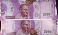 Fake Rs 2000 notes- India Tv