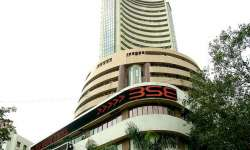 Sensex tanks 318 points, biggest fall since Dec on global- India Tv