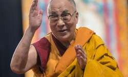 File pic of Dalai Lama