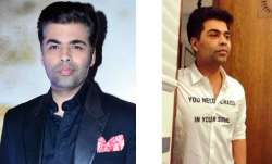 Karan Johar from fat to fit