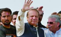 File pic of Nawaz Sharif