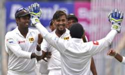 Sri Lanka pacer Suranga Lakmal wrecked the high-profile