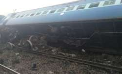 The derailment of train no. 12741 took place near Manikpur