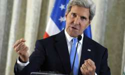 File pic of John Kerry