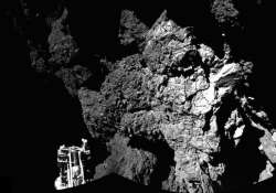 European Space Agency's historical Rosetta to crash into a