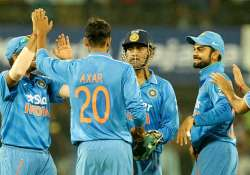 India vs New Zealand ODI series