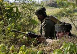 File - Security forces kill one more militant in Shopian