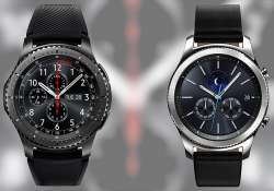 Samsung Gear S3 smartwatch launched in India: Prices,