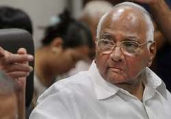 NCP chief Sharad Pawar have been conferred with Padma