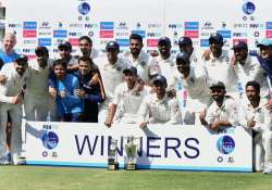 India defeated Bangladesh by 208 runs in the one-off Test - India Tv