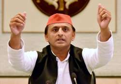 Akhilesh Yadav addressing media in Lucknow - India Tv