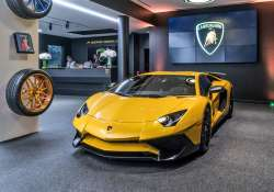 Lamborghini Aventador, India, Sports Car- India Tv