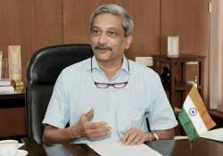 Manohar Parrikar proved his majority in Goa Assembly today
