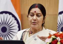 Sushma Swaraj speaks to father of Sikh man shot in the US- India Tv