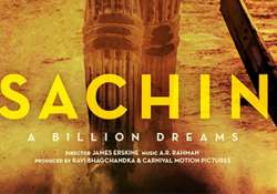 sachin a billion dreams day 2 collection