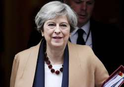 Theresa May promises to be a 'bloody difficult woman' on