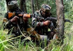 The Indian Army today foiled an attack on a patrol party- India Tv