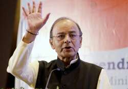 File pic of Defence Minister Arun Jaitley - India Tv