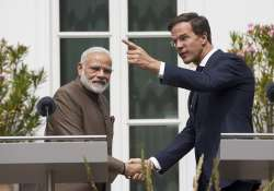Netherlands backs India's UNSC and NSG bids after Modi's- India Tv