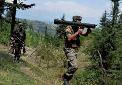 Pak troops violate ceasefire along LoC in Naugam sector- India Tv