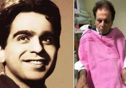 Dilip Kumar's health better and stable