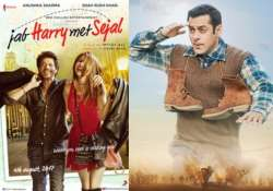 jab harry met sejal tubelight Box office