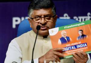 Ravi Shankar Prasad- India Tv