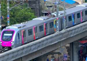 Mumbai metro- India Tv