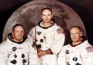 Neil Armstrong, Michael Collins, Buzz Aldrin- India Tv