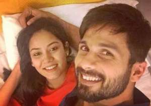 Shahid and Mira are parents to a daughter- India Tv