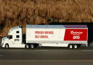 Self-driving truck delivers world's first shipment in US- India Tv