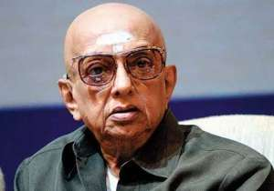 Cho Ramaswamy passes away- India Tv