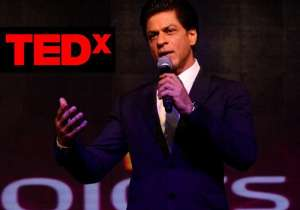 Shah Rukh Khan's first TED Talk: From humour to lungi- India Tv