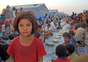 Representational picture Over 1,000 children killed in Iraq- India Tv