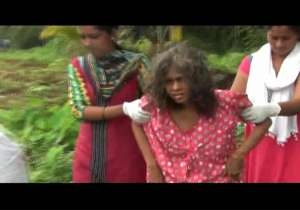 goa woman kept in dark room for 20 years- India Tv
