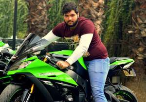 High-speed race kills 24-year-old super biker Himanshu