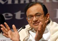 current account deficit to be around 60 billion chidambaram