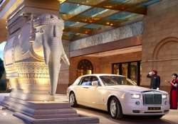five most expensive hotel suites in india