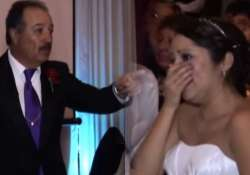 must watch father shocks daughter son in law with an