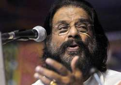 musical night to commemorate 50 years of k.j. yesudas