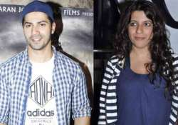 varun dhawan to team up with zoya akhtar