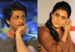 when shah rukh khan lip kissed kajol accidentally watch
